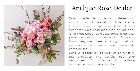 Naming - Descriptif produit pour Flower.fr